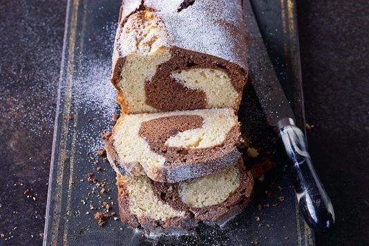 Paul Hollywood S Marble Cake Recipe