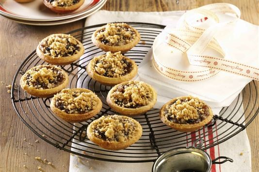 Mince pies recipe