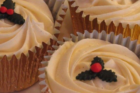 Cranberry cupcakes recipe