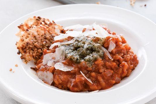 Tomato risotto recipe