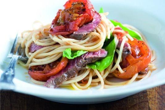 Five-minute spaghetti bolognese recipe