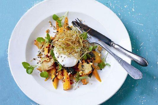Egyptian salad recipe