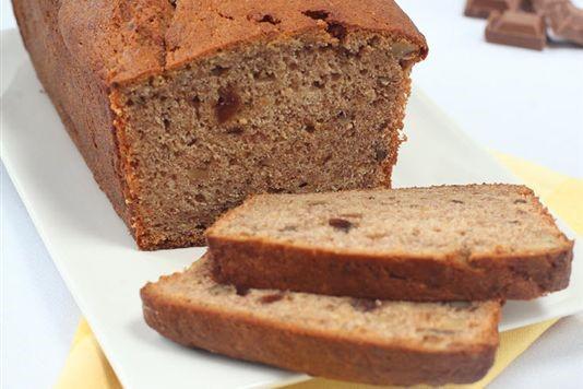 Rachel Allen's chocolate and banana bread recipe