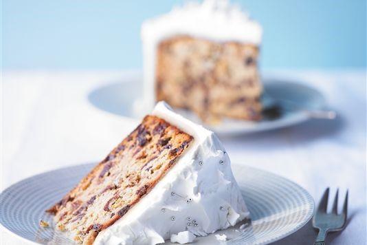 Rachel Allen's Christmas cake recipe