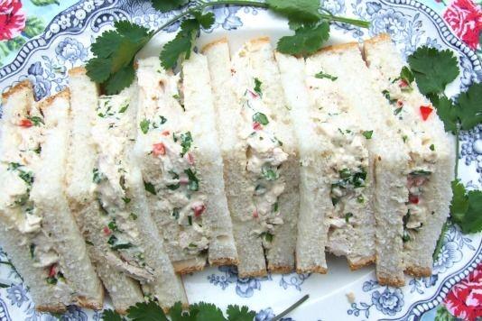 Jubilee Chicken Sandwiches