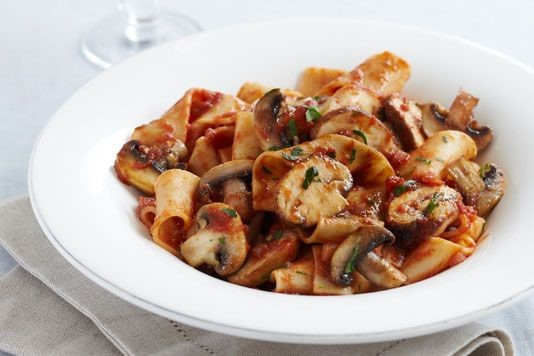 Simon Rimmer's mushroom and red wine ragu recipe