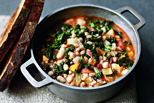 Stella McCartney's winter minestrone recipe