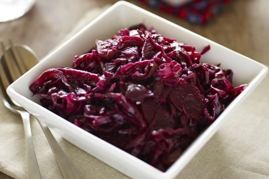 Black cherry mulled red cabbage recipe