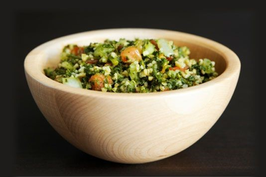 Middle Eastern Salad: Tabbouleh
