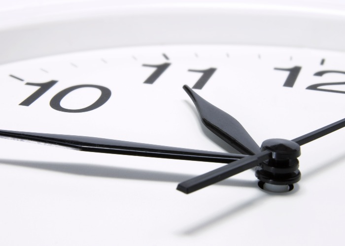 Act fast to beat the deadline (Image: Shutterstock)