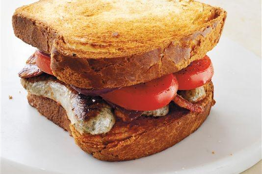 Ultimate sausage sandwich recipe