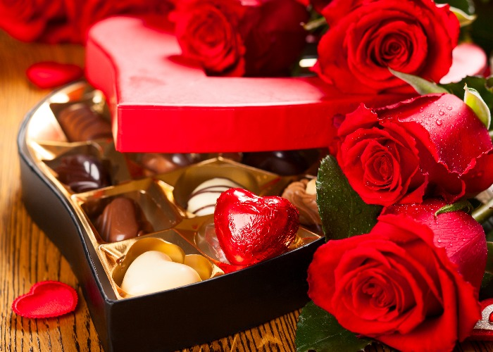 The Cheapest Chocolates And Flowers For Valentine S Day