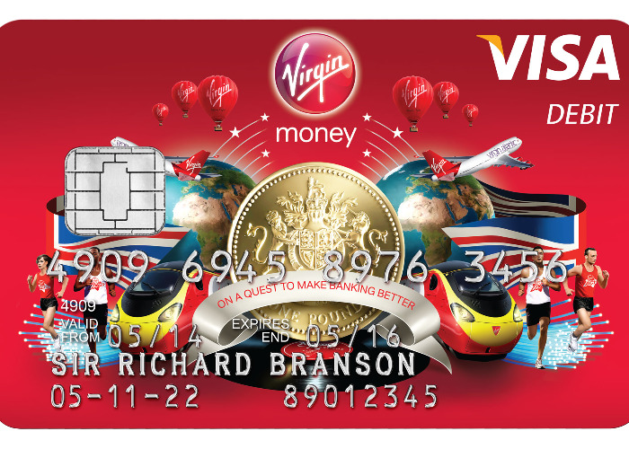 Virgin Money Launches First Current Account