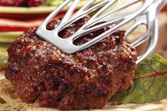 Beef chilli burgers recipe
